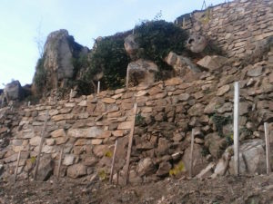 Rénovation des murets