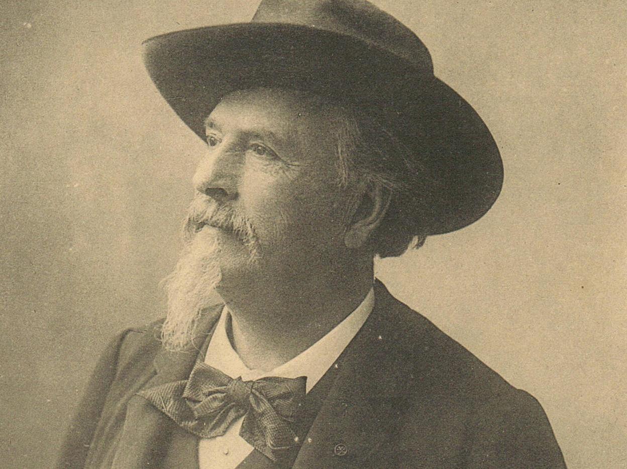 Portrait de Frédéric Mistral