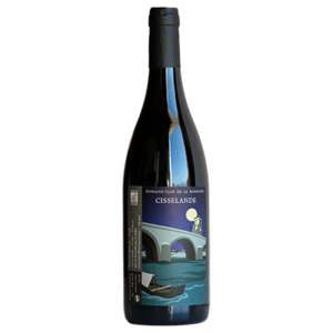 Bouteille de vin Côtes du Rhône biologique Cisselande